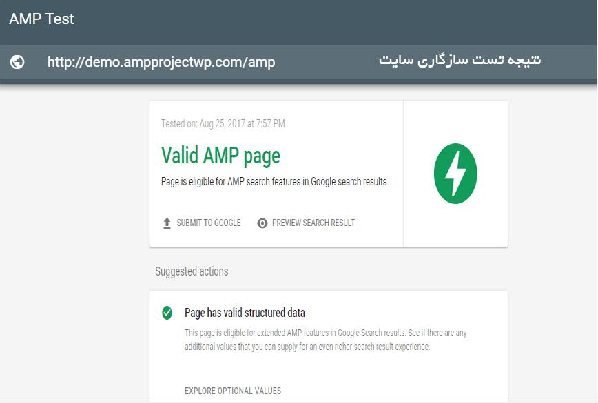 افزونه بهینه سازی سایت در موبایل با amp - تصویر 1