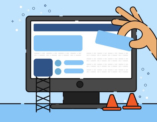 ساخت سایت بدون کدنویسی