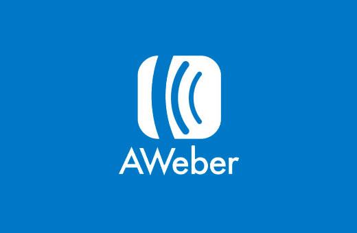 سرویس ارسال ایمیل انبوه AWeber