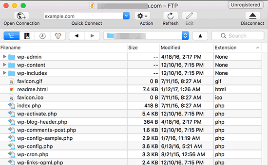 بهترین FTP برای وردپرس | سرویس FTP رایگان