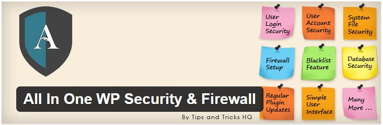 فعال سازی پلاگین های امنیتی یکی از راه های افزایش امنیت سایت وردپرسی