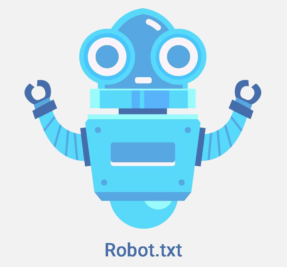 بهینه سازی فایل robot.txt