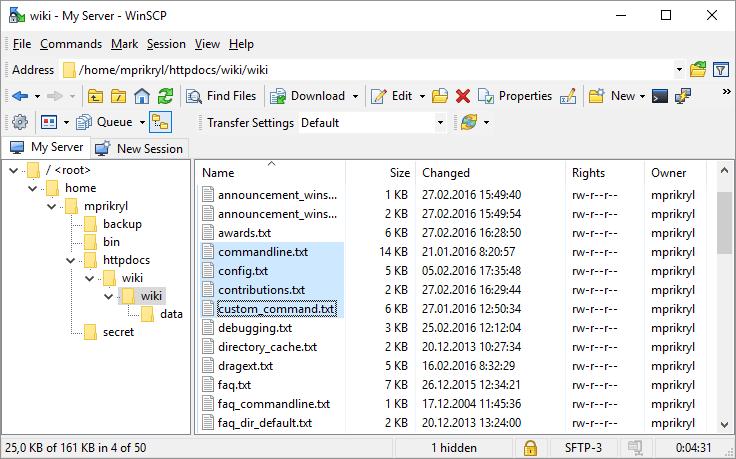 دانلود نرم افزار اف تی پی | دانلود نرم افزار ftp server