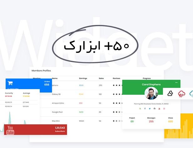 قالب پنل مدیریتWebmin