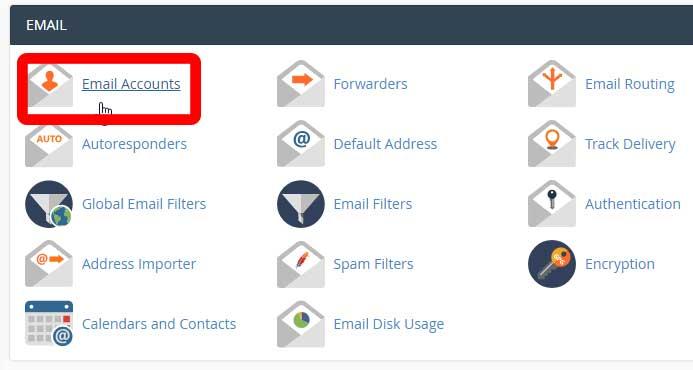 ساخت ایمیل تجاری | آموزش ساخت ایمیل تجاری