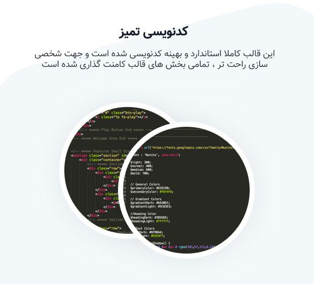 قالب شرکتی Chilo پوسته HTML چند منظوره ریسپانسیو