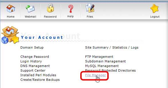 بسته نصب آسان روی direct admin
