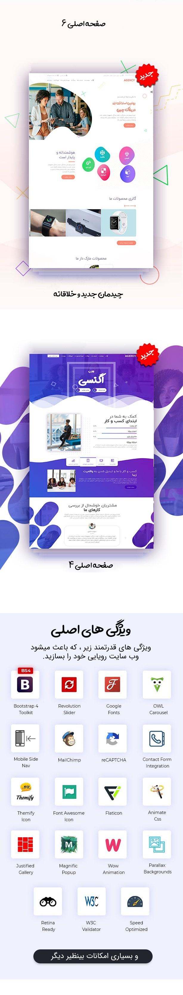 53452 0b74c48c82f07d5a015e4d7ee - قالب Agency | پوسته شرکتی و کسب و کار HTML