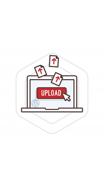 3 تکنیک ساده برای افزایش حجم آپلود در وردپرس image