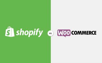 مقایسه woocommerce و shopify