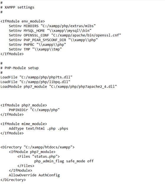 قدیمی بودن نسخه PHP هاست