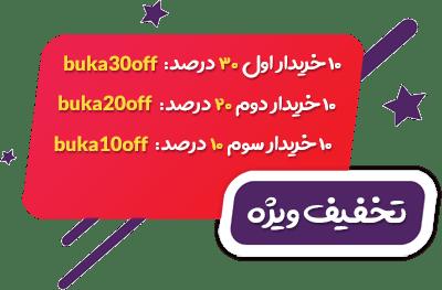 قالب وردپرس شخصی Buka
