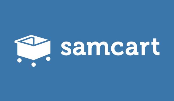 ادغام با SamCart با افزودنی جانبی لرن دش