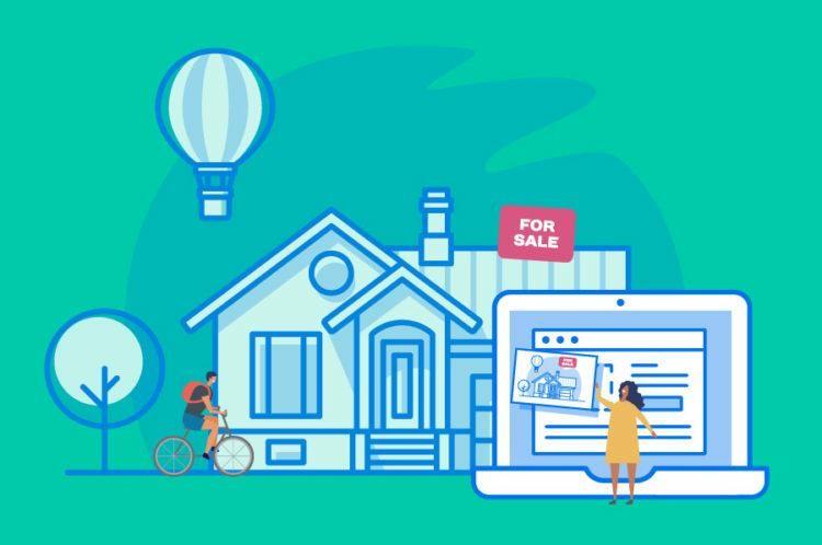 آموزش طراحی سایت املاک در وردپرس