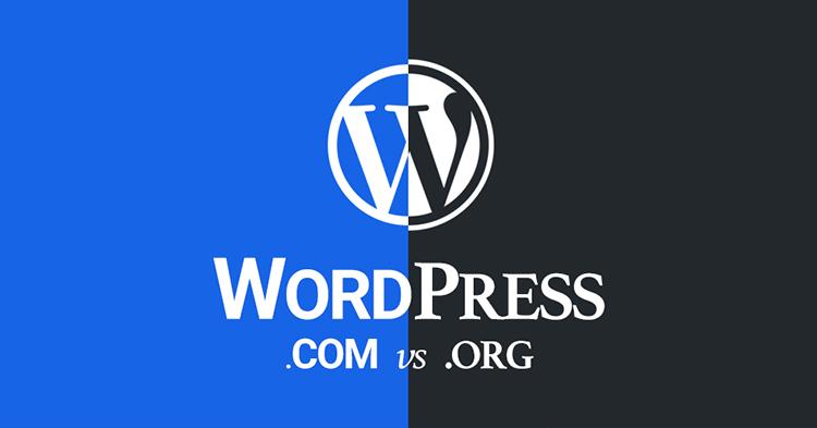 Wordpress.Com و WordPress.Org
