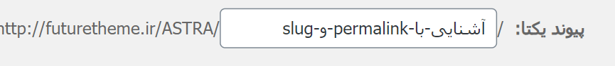 slug چیست