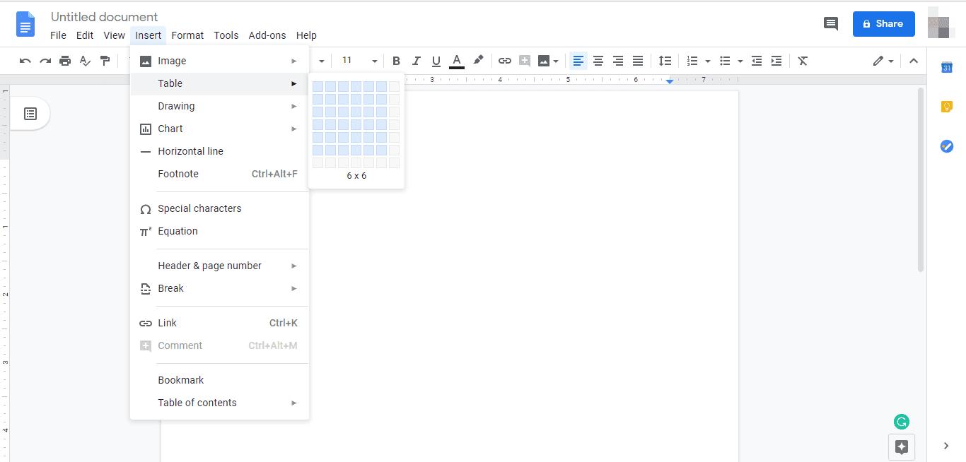 چگونه در وردپرس جدول ایجاد کنیم؟