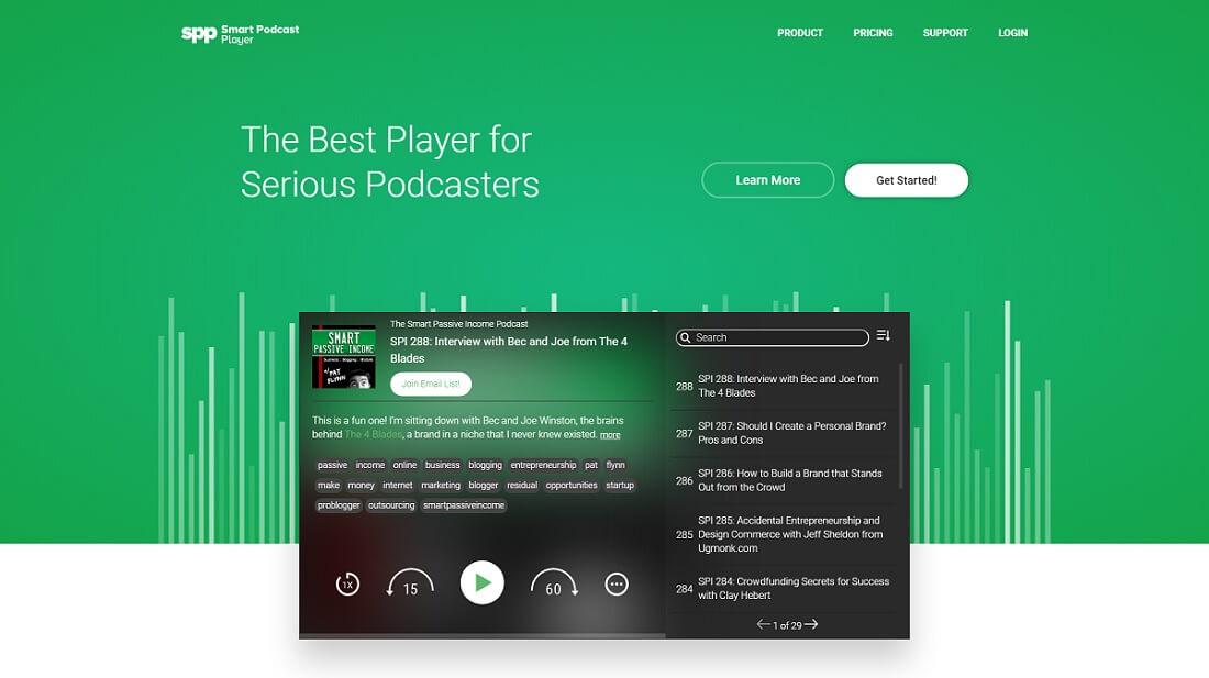 تنظیم و راه اندازی Smart Podcast Player