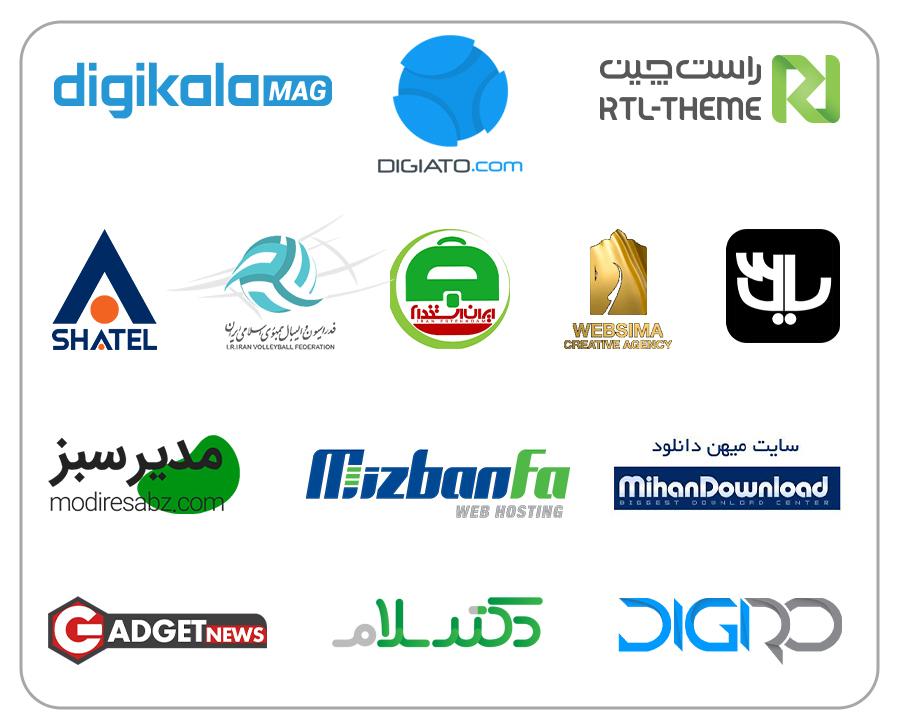 سایت ها ایرانی وردپرس