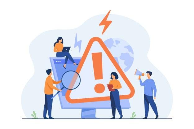 رفع خطای اتصال به پایگاه داده