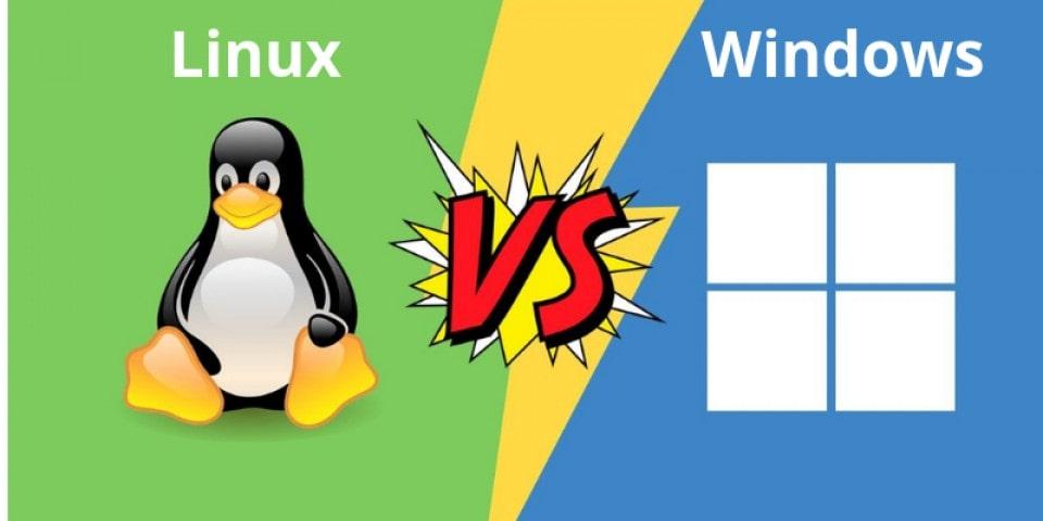 تفاوت لینوکس با ویندوز چیست؟