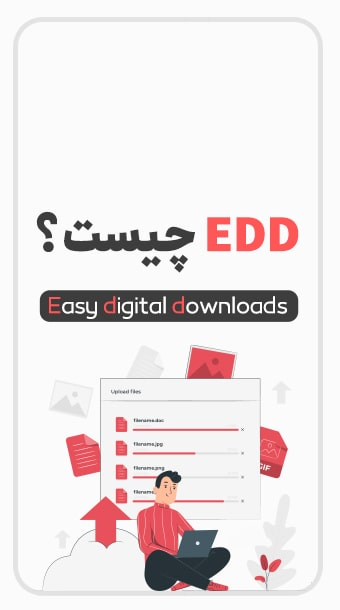 افزونه EDD چیست؟ image