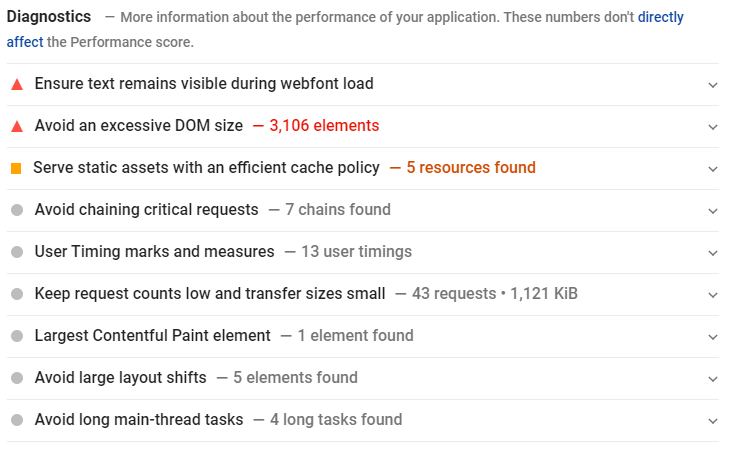 نکات افزایش سرعت در گوگل پیج اسپید