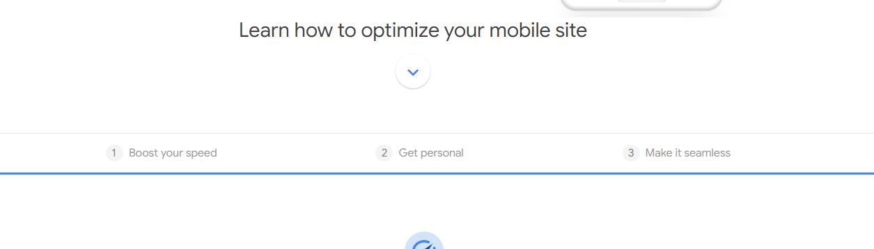 پیشنهادات سرعت سایت در گوگل پیج اسپید