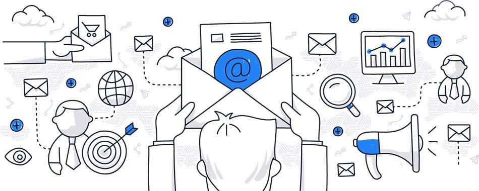 بهترین سرویس های ایمیل مارکتینگ با پلن های رایگان