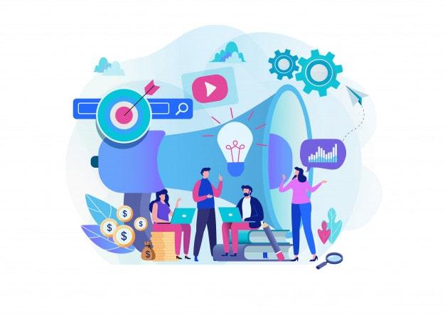 قالب دیجیتال مارکتینگ