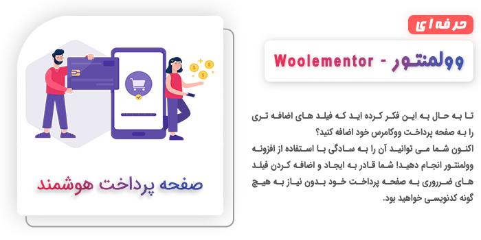 افزونه Woolementor Pro